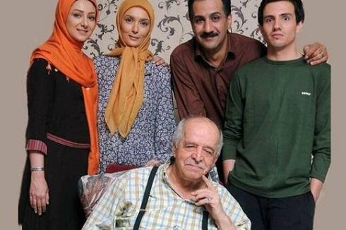 محسن قاضی مرادی در سریال شمعدونی