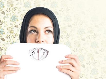 ماه رمضان لاغر شوید! 5 راه اصولی و ساده