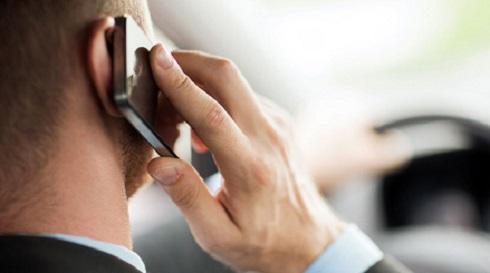 حرف زدن با موبایل