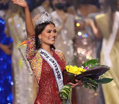 Andre Meza آندره مزا دختر شایسته Miss World 2021