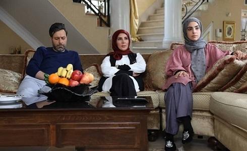 لیلا بلوکات و مجید واشقانی در سریال تلویزیونی از سرنوشت