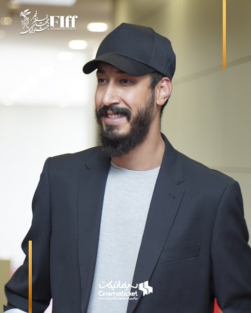 بهرام افشاری در جشنواره جهانی فیلم فجر 1400