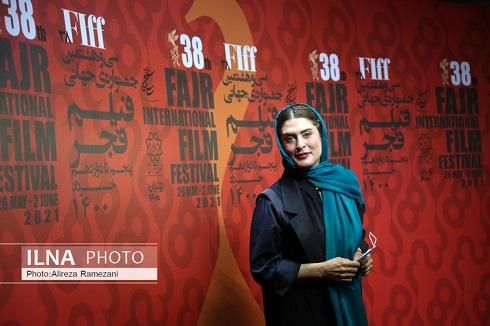 بهناز جعفری در جشنواره جهانی فیلم فجر 1400
