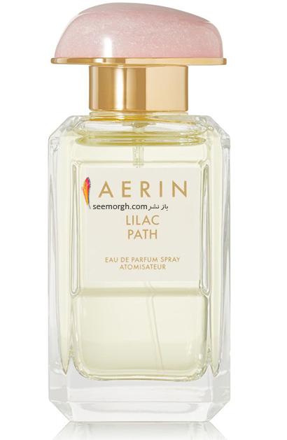 عطر زنانه Lilac Path از برند Aerin برای تابستان 2021,17 عطر برتر زنانه برای تابستان 2021