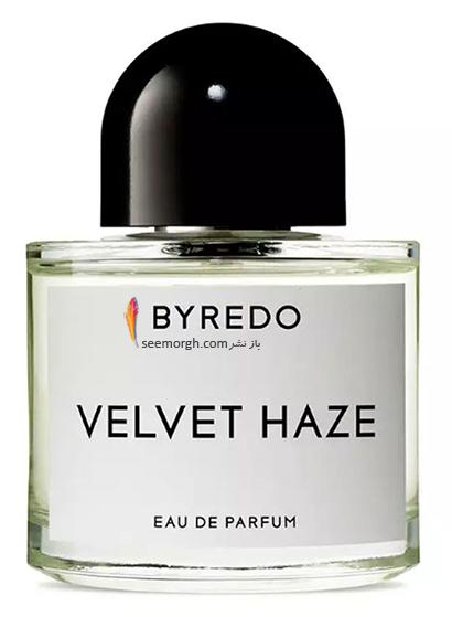 عطر زنانه Velvet Haze از برند Byredo برای تابستان 2021,17 عطر برتر زنانه برای تابستان 2021
