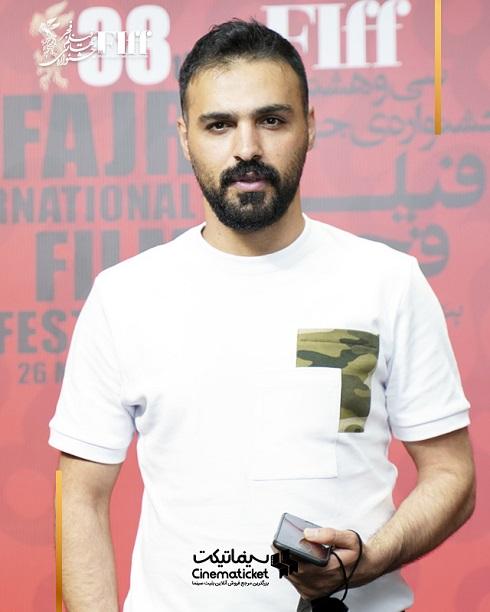 عکس بازیگران در جشنواره جهانی فیلم فجر 1400