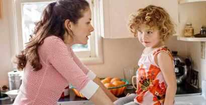 تربیت کودک حرف شنو با چند ترفند ساده