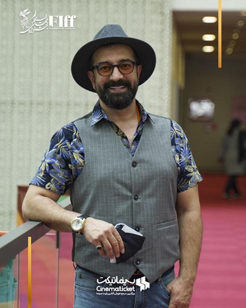 مجید صالحی در جشنواره جهانی فیلم فجر 1400