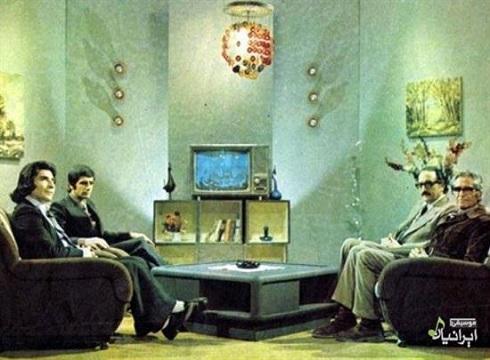 برنامه تلویزیونی با حضور نادر گلچین، محمدرضا شجریان، عبدالوهاب شهیدی و حسین قوامی