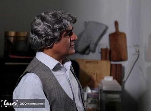سیاوش چراغی پور در سریال روزگار جوانی