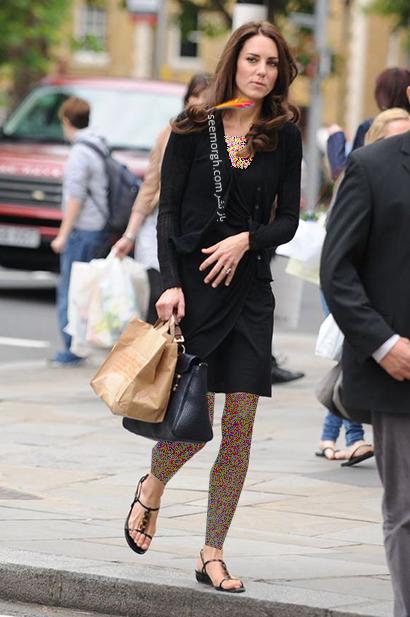 مدل کفش تابستانی به سبک کیت میدلتون Kate Middleton - مدل شماره 3