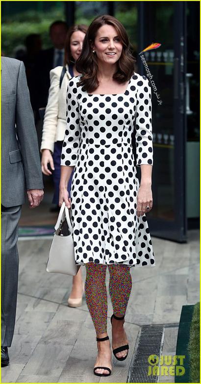 مدل کفش تابستانی به سبک کیت میدلتون Kate Middleton - مدل شماره 5
