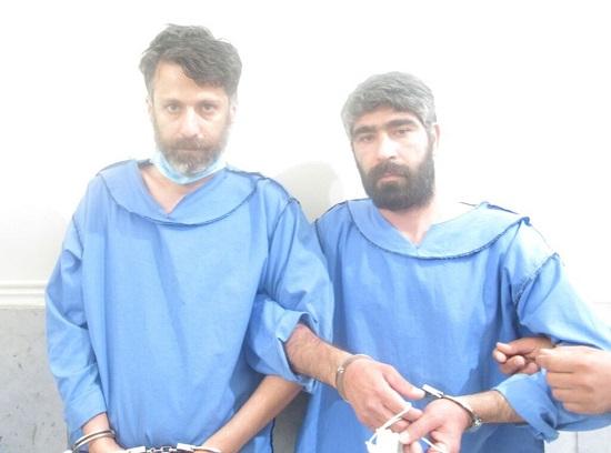 پلیس البرز: سارقان مامورنما را شناسایی کنید + عکس