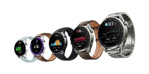 طراحی خاص ساعت های هوشمند هواوی WATCH 3 ، تلاقی زیبایی ساعت عای کلاسیک و هوشمند