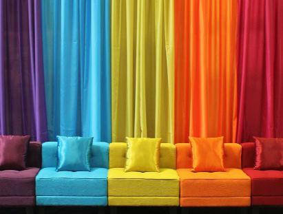 این رنگ ها در دکوراسیون داخلی تاثیر منفی روی احساسات تان می گذارند!!