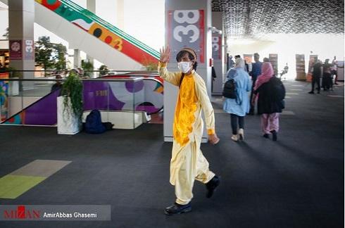 در حاشیه سی و هشتمین جشنواره جهانی فیلم فجر