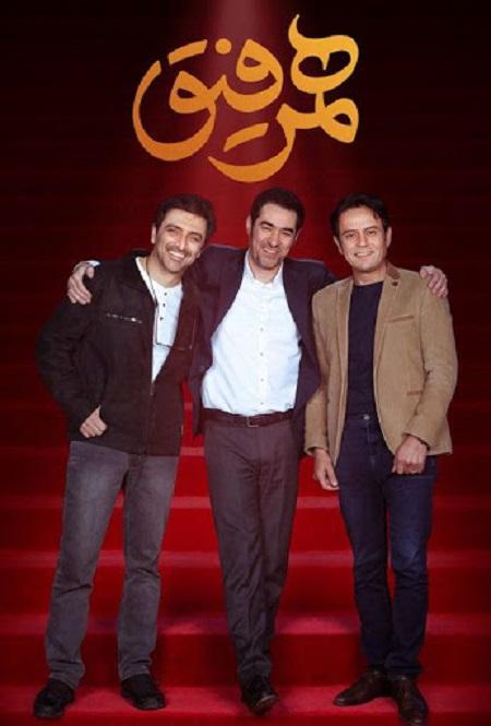 شهاب حسینی: جانی دپ، نان شباهت به بازیگر ایرانی را می خورد! + عکس