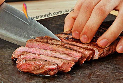 گوشت بدون چربی گاو