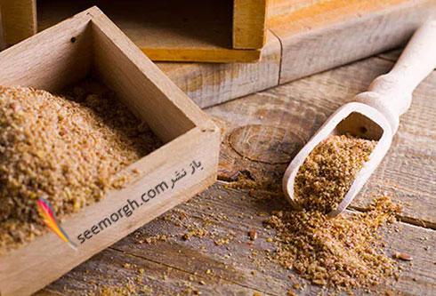 بذر کتان Flaxseed