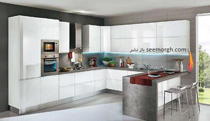 هر روز با آشپزخانه ای راحت,جدیدترین مدل های دکوراسیون آشپزخانه