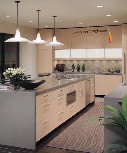 طراحی کار,جدیدترین مدل های دکوراسیون آشپزخانه