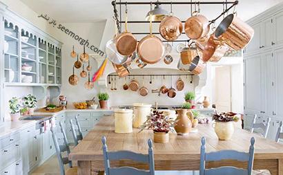 یک فضا برای هر وسیله,جدیدترین مدل های دکوراسیون آشپزخانه