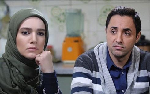 متین ستوده و امیرحسین رستمی در سریال لیسانسه ها