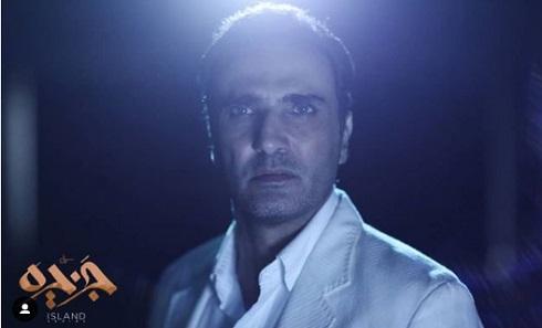 عکس محمدرضا فروتن در سریال «جزیره»