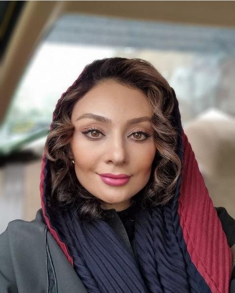 چهره جدید یکتا ناصر