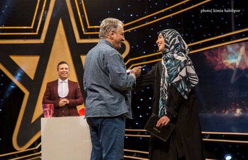 مسابقه پنج ستاره با حضور ایرج نوذری و دخترش