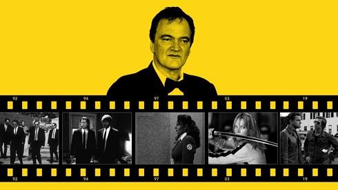 دلیل بازنشستگی تارانتینو پس از ساخت 10 فیلم چیست؟ + عکس