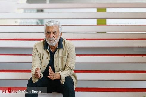 رضا کیانیان در جشنواره جهانی فیلم فجر