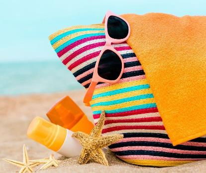 نحوه استفاده صحیح از کرم ضد آفتاب برای روزهای داغ تابستان