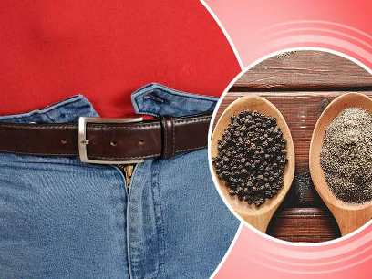 طرز تهیه چای فلفل سیاه برای کاهش وزن,کاهش وزن با چای فلفل سیاه