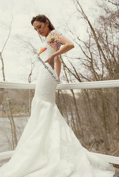جدیدترین مدل لباس عروس برای تابستان 2021  - مدل شماره 10