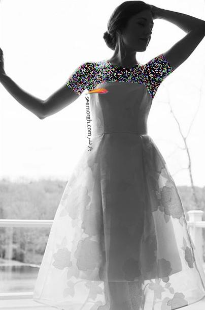 جدیدترین مدل لباس عروس برای تابستان 2021  - مدل شماره 9