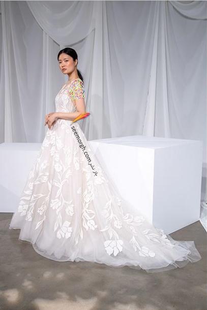 جدیدترین مدل لباس عروس برای تابستان 2021  - مدل شماره 7