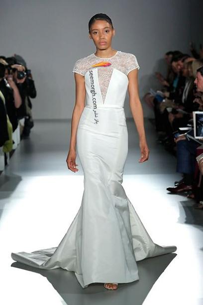 جدیدترین مدل لباس عروس برای تابستان 2021  - مدل شماره 5