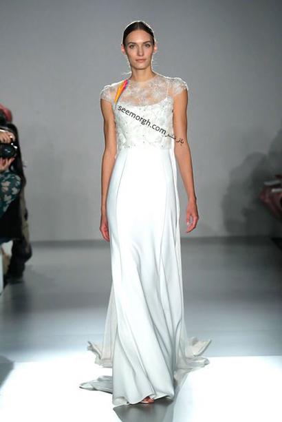 جدیدترین مدل لباس عروس برای تابستان 2021  - مدل شماره 4