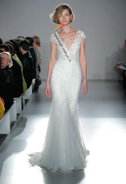 جدیدترین مدل لباس عروس برای تابستان 2021  - مدل شماره 3