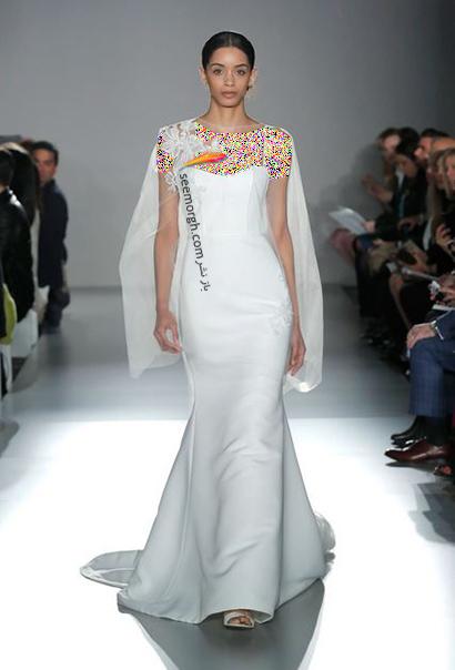 جدیدترین مدل لباس عروس برای تابستان 2021  - مدل شماره 2