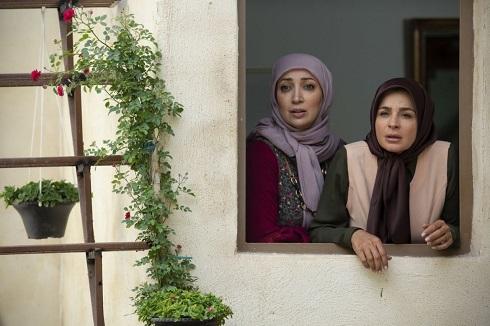 سیما تیرانداز و نگار عابدی در دودکش 2