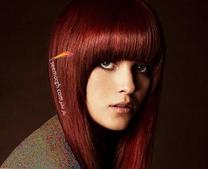 بهترین رنگ مو برای پوست های برنز تابستانی - رنگ مو مسی براق