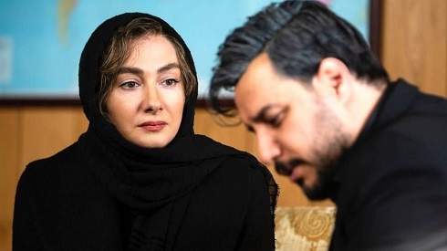 هانیه توسلی و جواد عزتی در زخم کاری