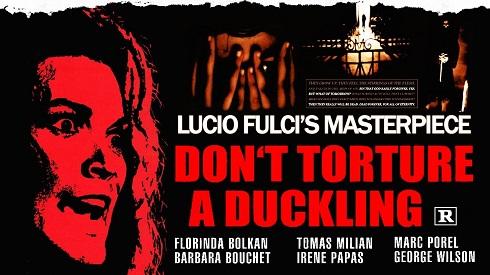 فیلم جوجه اردک را آزار نده