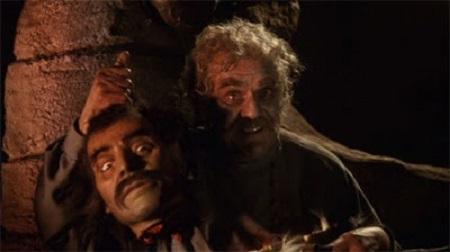 فیلم ترسناک سه چهره ترس
