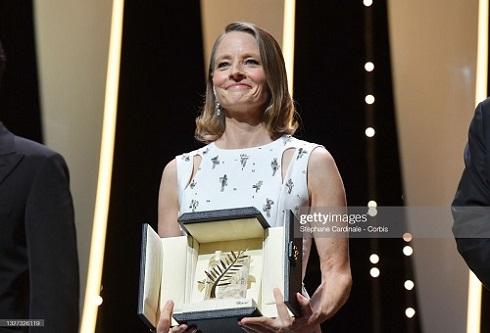 اهدای نخل طلای افتخاری «کن» به جودی فاستر