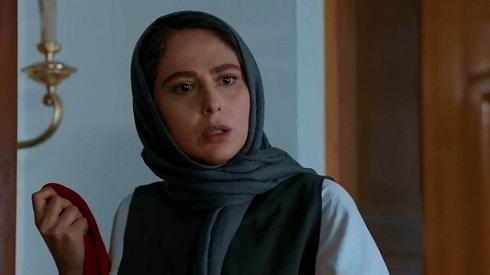 رعنا آزادی ور در نقش سمیرا سریال زخم کاری