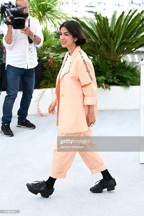 تیپ دختر جعفر پناهی در جشنواره کن 2021 Cannes