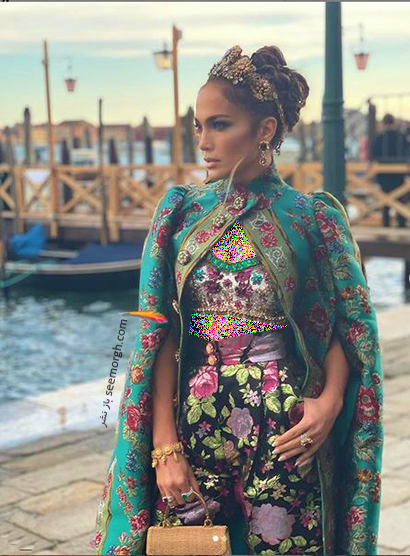 عکس های جنیفر لوپز Jennifer Lopez در مراسم دولچه اند گابانا Dolce&Gabbana - عکس شماره 9